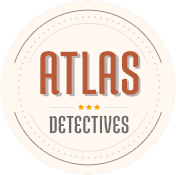 ATLAS DETECTIVES Logo